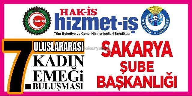HAK-İŞ  dİYOR kİ 'Fıtratta Farklılık, Haklarda Eşitlik'