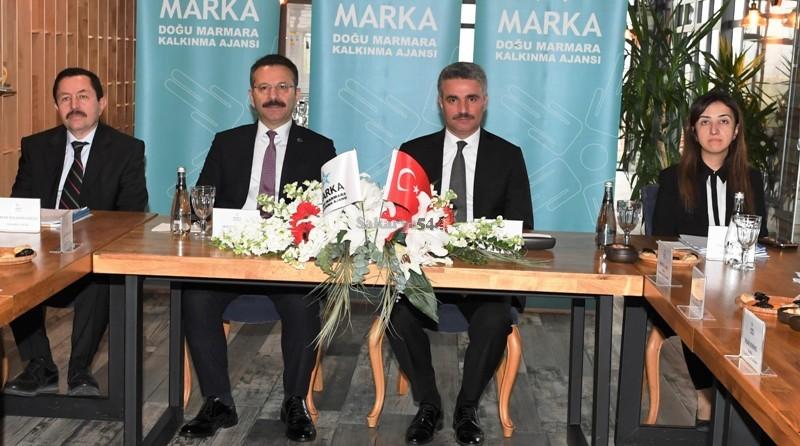 MARKA Yönetim Kurulu Toplantısı Kocaeli'de Yapıldı