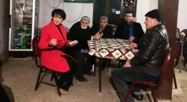 CHP Mahalle ve Köy Gezilerine Devam Ediyor