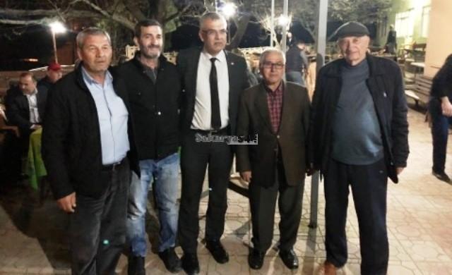 Erdoğan Isır Kozan ve Bayat Köylerindeydi