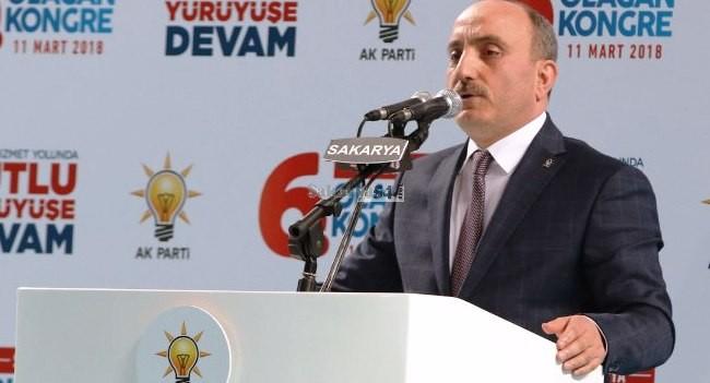 Cumhurbaşkanı Erdoğan'a Sakarya sonuna kadar yanında