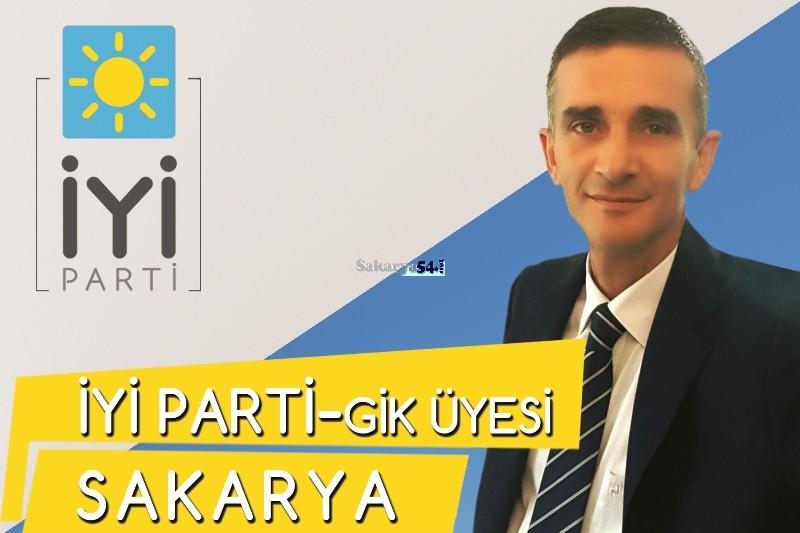 İYİ Parti'de Sakarya'nın Genel Merkez'deki Ümit-i