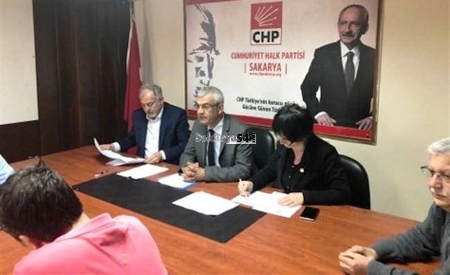 CHP Adapazarı Sandık Görevlilerini Güncelliyor