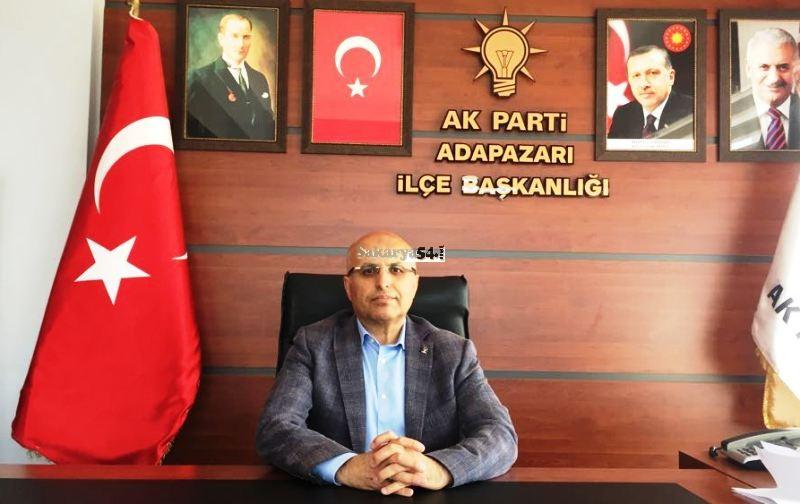 AK Parti Adapazarı ilçe Başkan Vekili Metin Kurtuluş 1 Mayıs İşçi Bayramı Mesajı