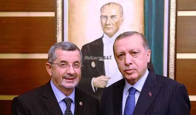 Recep Yıldırım,  yeniden milletvekili aday adayı oldu.