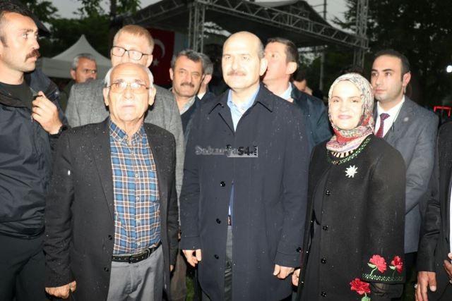 Semiha Bafralıoğlu; Bakan Soylu ile görüştü