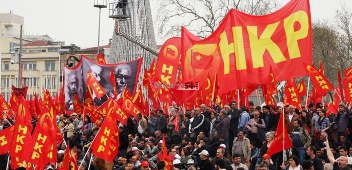 Tarih, 1 Mayıs Taksim Mücadelesi veren Gerçek Gerçek Devrimcileri unutmayacaktır!