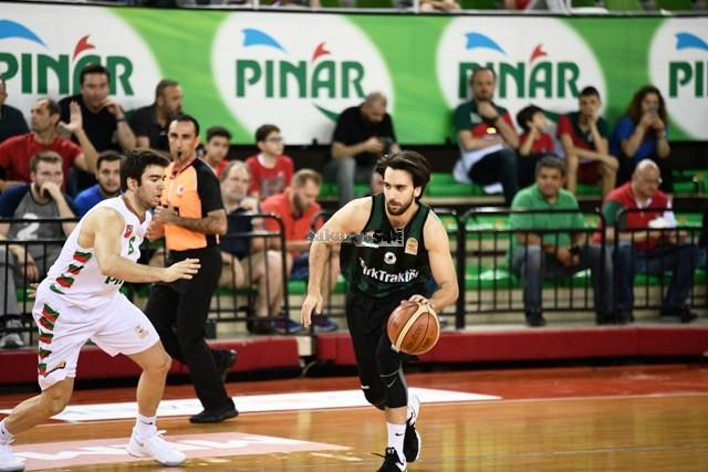 Büyükşehir İzmir'den mağlubiyetle dönüyor