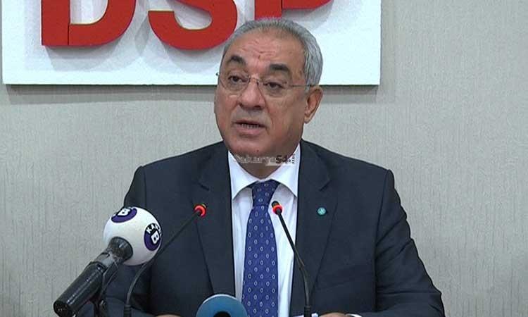 DSP'den YSK kararına itiraz