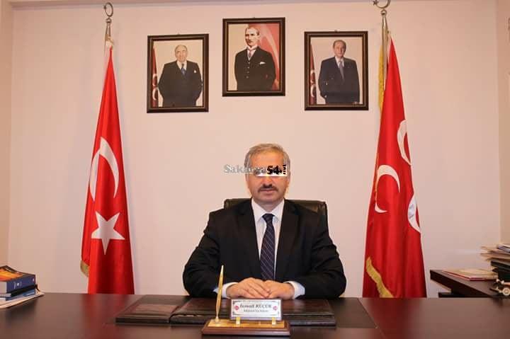 MHP Adapazarı İlçe Başkanı İsmail KÜÇÜK 3 Mayıs Türkçülük Günü'nü Kutladı