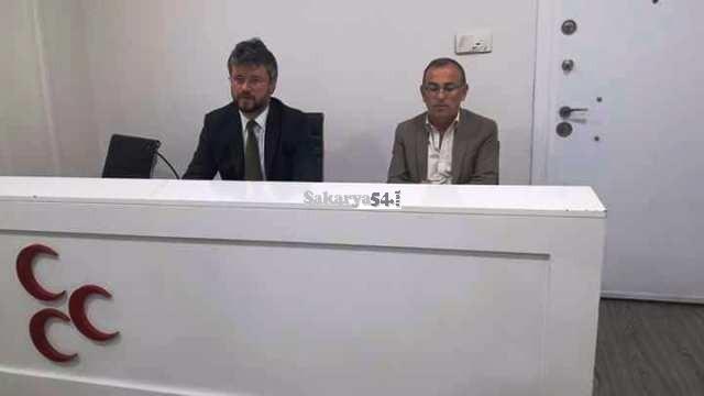 Ahmet Ziya Akar  İlçe Başkanları ile  Toplandı