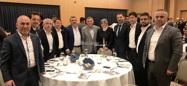 MÜSİAD Sakarya, Trabzon'da gerçekleştirilen 98. GİK Toplantısına katıldı.