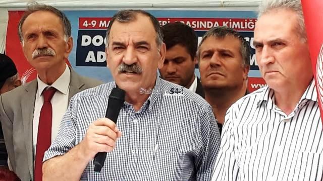 """Vatan Partisi Sakarya İl Başkanı Kemal Ağralı """"Deprem bilinci seferberliği zorunludur"""""""