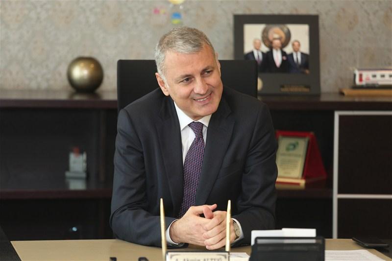 Başkan Altuğ'dan Ramazan Bayramı Kutlama Mesajı