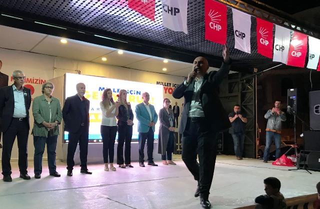Cumhuriyet Halk Partisi, Sakarya'da vatandaş buluşmaları düzenliyor