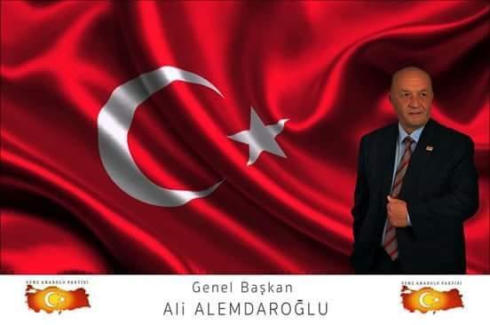 Ali Alemdaroğlu Genç Anadolu Partisinin takip edeceği yolları anlattı