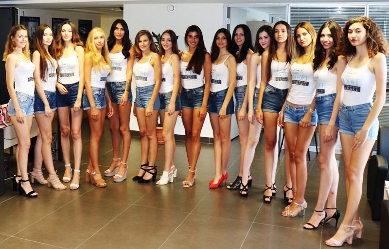 Miss&Mr Model Of Turkey 2018 Yarı Finalistleri Sakarya'da