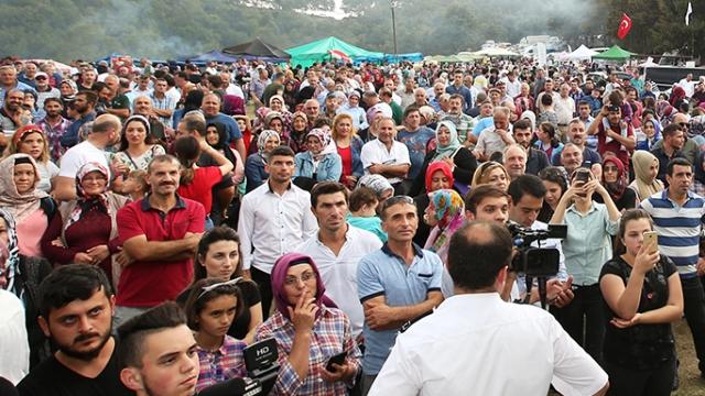 Trabzonlular Derneği Geleneksel Yayla Şenliği Muhteşemdi