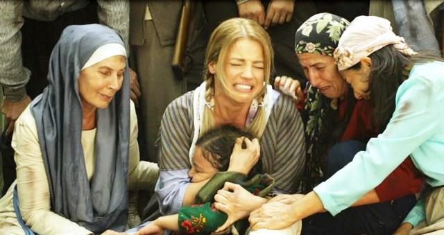 Göç Yolu filminin galası Hendek ilçesinde gerçekleştirildi