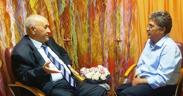 """Genç Anadolu Partisi Genel Başkanı Ali ALEMDAROĞLU""""Emeklilerimize, 2. hayatında yeni bir yaşam sunacağız"""""""
