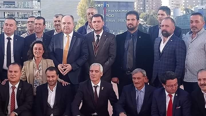 Anavatan Partisi  İl Başkanları İstişare Toplantısı Ankara'da Gerçekleşti