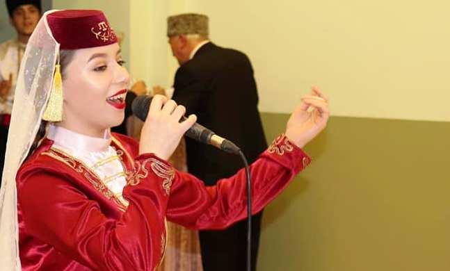 """Sakarya Kırım'lı Türkler Derneği ve Kırım Gelişim Vakfı işbirliği ile düzenlenen """"Kırım Gecesi"""""""