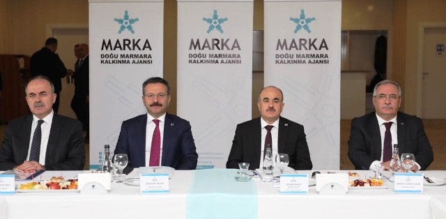 MARKA Aralık Ayı Olağan Yönetim Kurulu Toplantısı, Sakarya'da gerçekleştirildi.