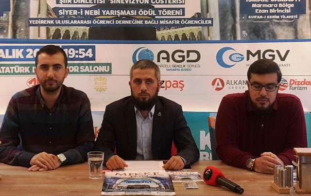Mekke'nin Fethi'nin 1388. yılında Adapazarı Atatürk Kapalı Spor Salonu'nda buluşuyoruz.