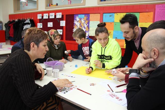 Şahin Okullarında İngilizce Veli Çalıştayı İlgisi