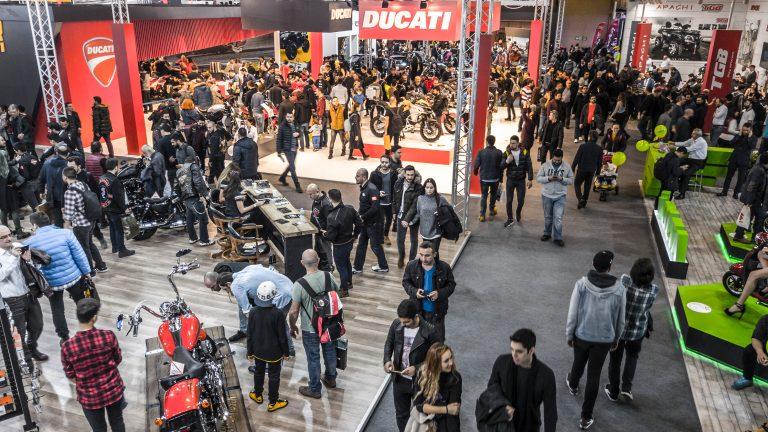 Sektörün En Önemli Etkinliği Motobike Istanbul Ziyaretçi Akınına Uğradı