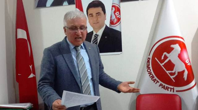 Demokrat Parti Akyazı'da Erol ERDEM , Geyve'de Basri BÖLÜKBAŞI aday oldu