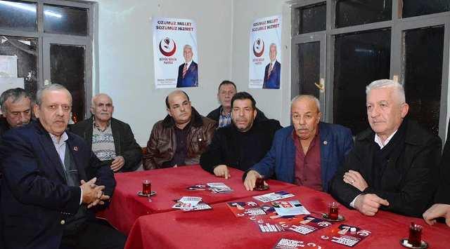"""Mehmet İspiroğlu; """"Birlikte yol alacağız. Çünkü Birlik'te huzur var, Birlik'te hizmet var"""""""