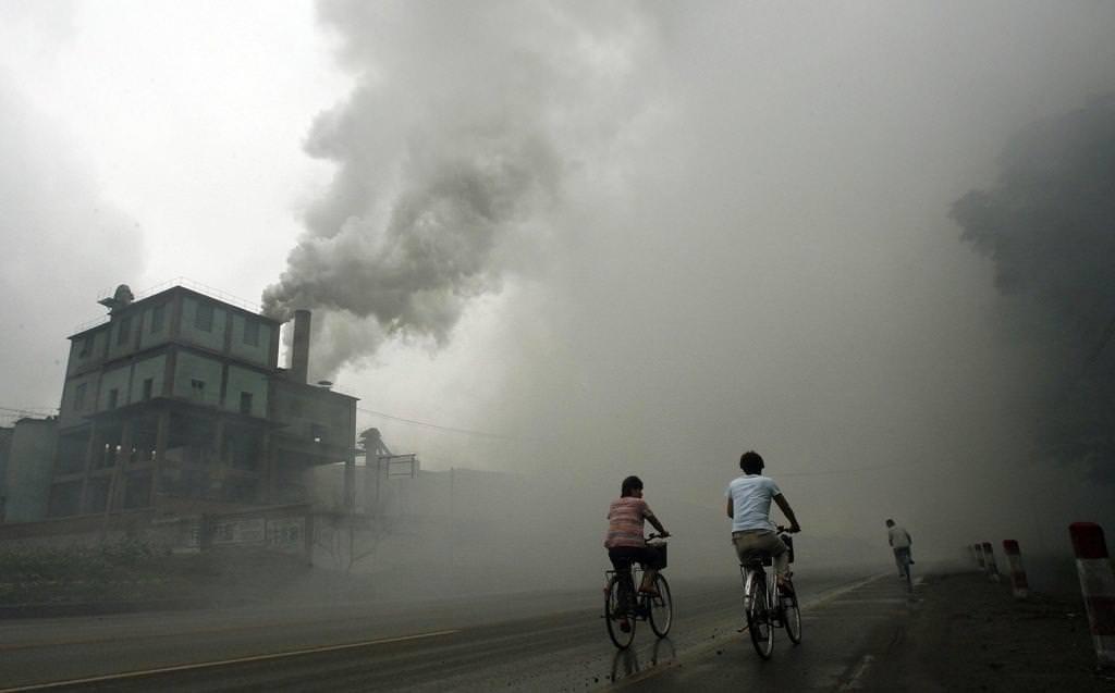 Türkiye'de her yıl yaklaşık 60 milyon kişi kirli hava soluyor