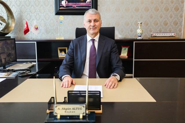 Başkan Altuğ islam âleminin Regaip Kandilini kutladı