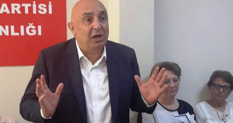 CHP Grup Başkanvekili, Sakarya Milletvekili Engin Özkoç,Depreme hazır değiliz!