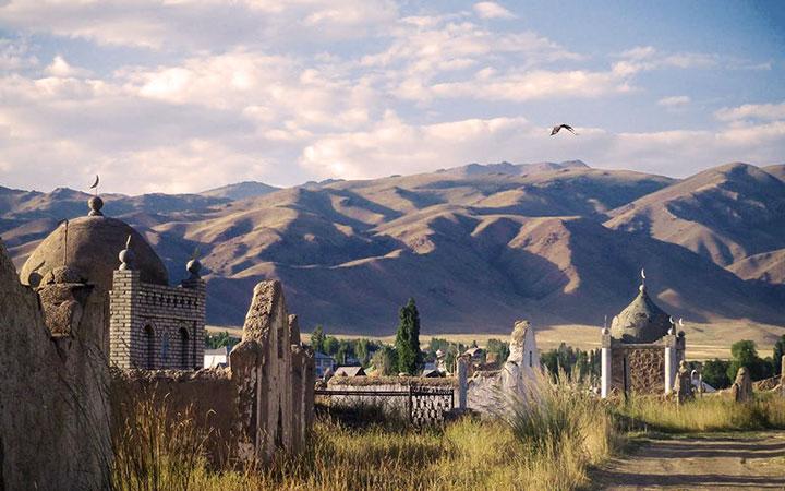 Sakarya'nın Kardeş Şehri Seçilen  Oş Şehrini Yakından Tanıyalım