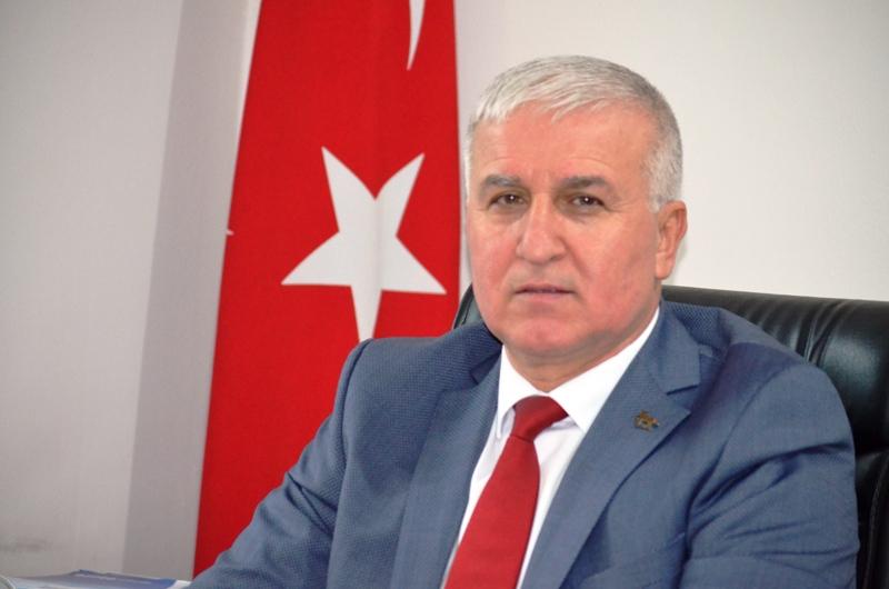 """İsmail ERGÜL""""Allah Türk milletini, Türk devletini ve Türk yurdunu korusun"""""""