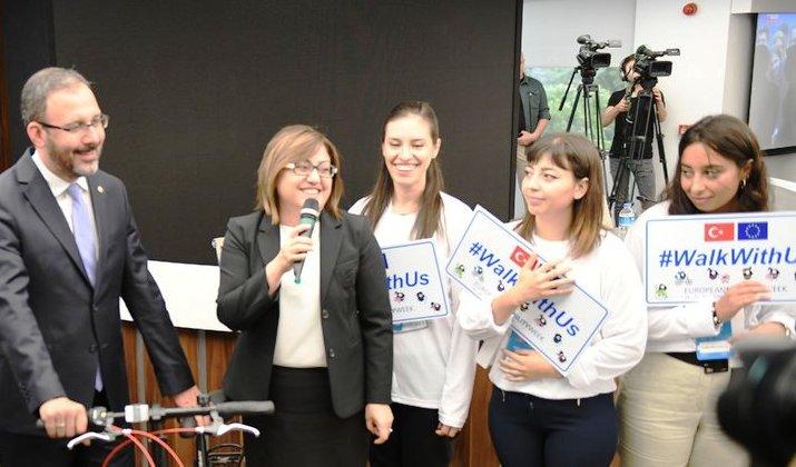 Avrupa Hareketlilik Haftası 2019 Yılı Tanıtım Toplantısı Başladı