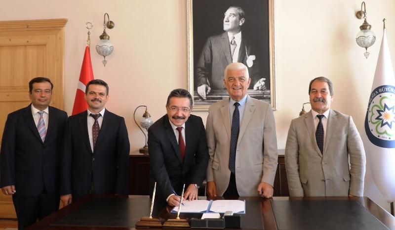 Muğla Büyükşehir Belediyesi'ne GEKA'dan eğitim desteği