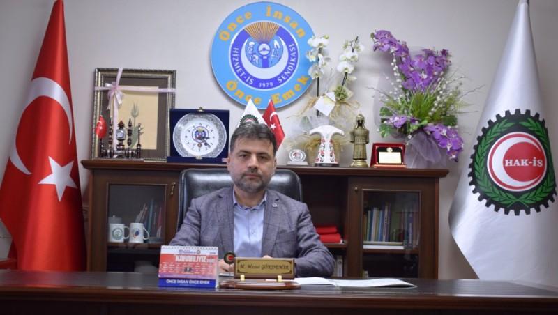 Mehmet Mesut GÖKDEMİR, 17 Ağustos Marmara Depreminin 20. Yıl dönümünde Konuştu