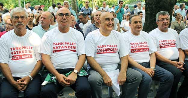 """CHP Grup Başkanvekili Engin Özkoç""""Tank Palet'i satmak vatanı satmaktır"""""""
