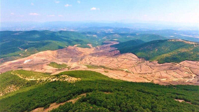Kaz Dağları'ndan Murat Dağı'na Altın Tehditi Altında Olan İller