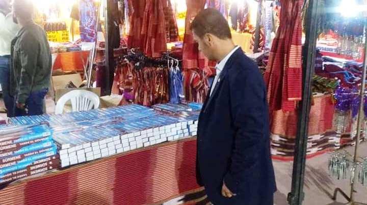1.Arifiye'de Yöresel Ürünler etkinliği Başladı