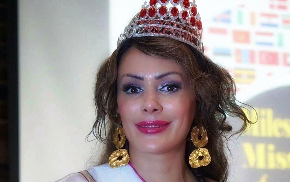 """Ünlü Manken Sara Hassany """"Sağlıklı Yaşam için Sarina selüloz kaplama malzemesi kullanmak şart"""""""