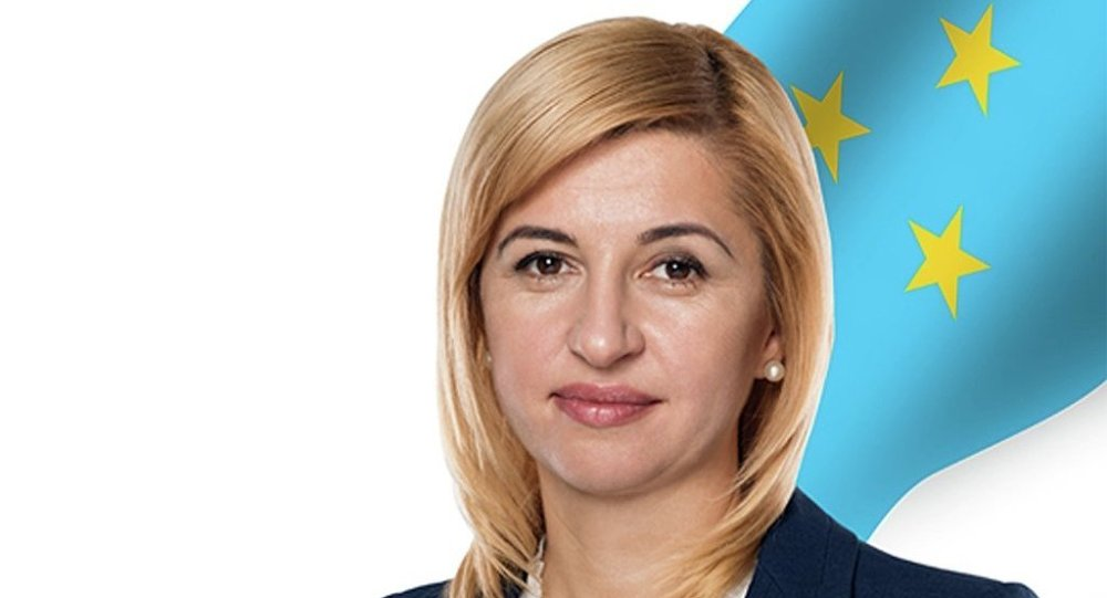 Gagavuz Türklerinin lideri İrina Vlah Sakarya'yı Çok Sıcak Buldu
