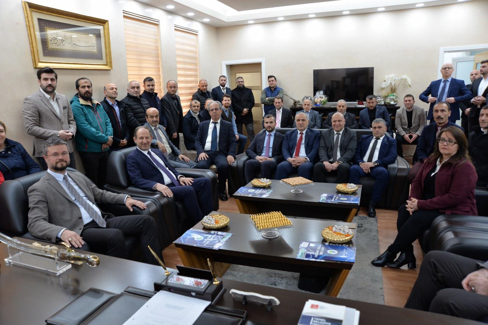 """MHP İl Başkanı Av.Ahmet Ziya Akar, """"Hendek en güzel hizmetlere kavuşacaktır"""""""