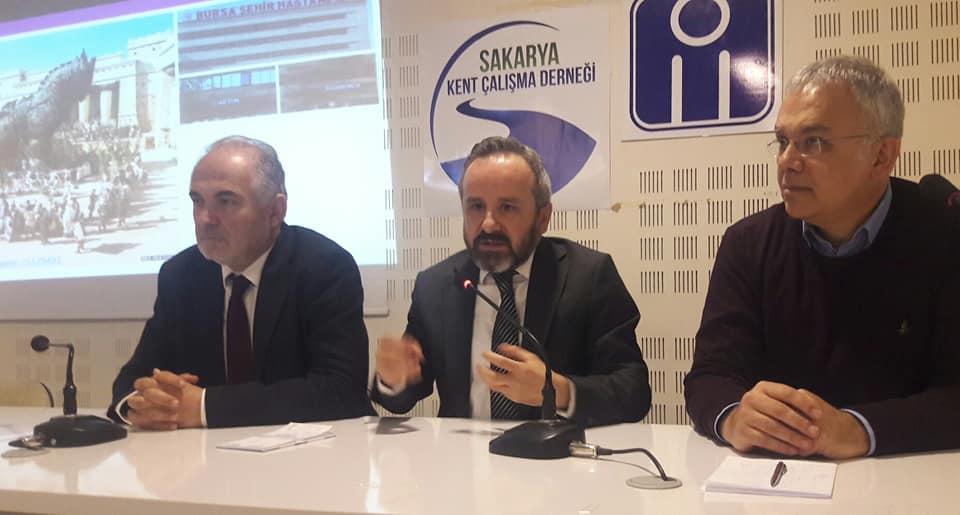 Av. Zafer Kazan, şehir hastaneleri tedavi amaçlı değil, rant amaçlı