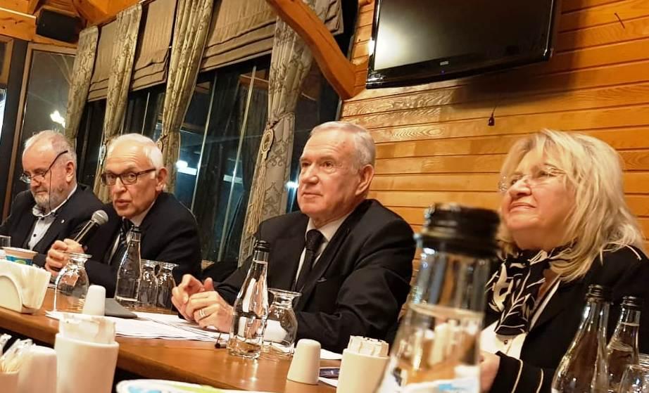 SASTOP  217.Genel Toplantısında Kentin Sorunlarını Masaya Yatırdı