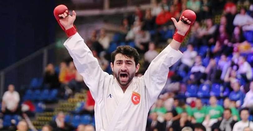 Hendek'li Ömer Faruk Ateş Avrupa Şampiyonu oldu