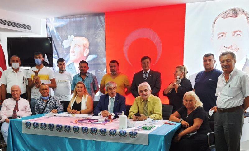 Merkez Parti Kongrelerine Ankara'da Beş İlçe İle Devam Etti.